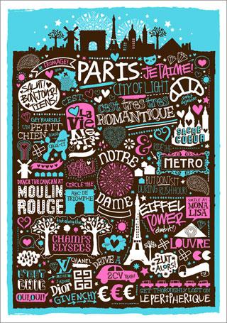 Parisposter_sophiehenson